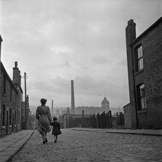 Lancashire Mill Town