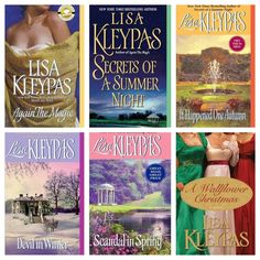Author: Lisa Kleypas / Wallflower Series