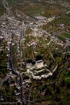 Photo aérienne de Loches - Indre-et-Loire (37)