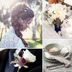 Weddings Through the Decades: Victorian Inspiration - www.tressugar.com #treswedding