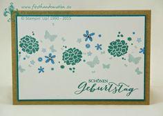 First Hand Emotion: Perpetual Birthday Karte und letzter Sale-a-Bration-Tag