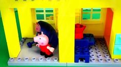 Peppa Pig Blocks Mega House Play Doh Muddy Puddles George Construction Set Stop Motion - http://dailyfunnypets.com/videos/cats/peppa-pig-blocks-mega-house-play-doh-muddy-puddles-george-construction-set-stop-motion/ - ? Peppa Pig Toys is very diverse, from the design to the category. Especially in kind though, they are lovely and cute.Here may include some type as follows:? Peppa Pig Toy extremely cute.? Peppa Pig Surprise extremely funny... - 2015, en, english, episodes, espa