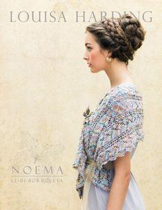 Noema - 'Borboleta' by Louisa Harding at KnittingFever.com.