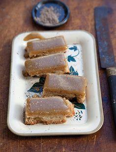 Cardamom–Ginger Crunch