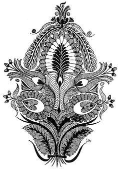 furrier embroidery - Győri János