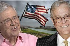 CNA: Cómo las Industrias de los hermanos Koch está estafando a EEUU