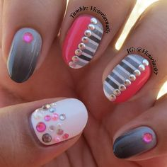 Instagram media by victoriac07  #nail #nails #nailart