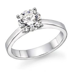 ND Outlet - Engagement   1/2 ctw. Round Diamond Solitaire Engagement Ring in 14k White Gold   4.7 out of 5 stars    See all reviews (7 customer reviews) |   Like   (0)  Suggested Price:$3,146.00  Price:$1,518.00 - $1,656.00   Sale:$799.00