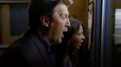 Castle and Gates fangirling