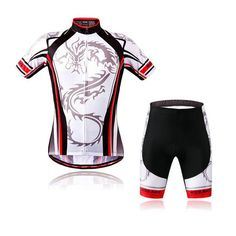 WOSAWE New 2015 men cycling jersey clothing set short sleeve jacket gel  padded shorts kit summer bike bicycle sport wear c2d9b5a66