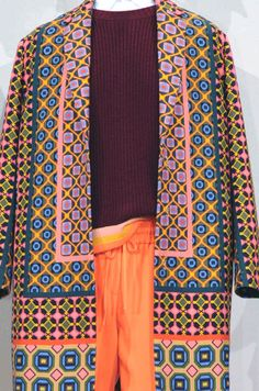 patternprints journal: PRINTS AND PATTERNS FROM NEW YORK FASHION WEEK / 7