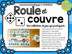 Maternelle avec Mme Andrea: Our first day in photos & a new game for conscience phonologique!
