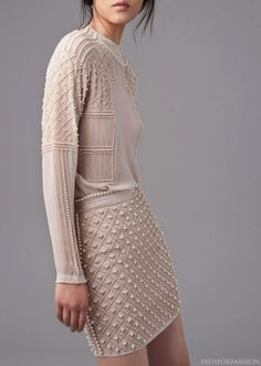 Seriously??? Who is shaped like this??? Zara sweater dress
