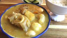 Cocido de Patas de Vaca|Cow's Feet Stew|Sabor en tu Cocina|Ep. 165