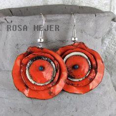 kolczyki (proj. Rosa Mejer)