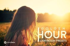 Golden Rush Hour Lightroom Presets by Sleeklens on @creativemarket