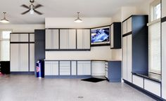 This gallery features some of our most recent custom metal cabinet installs.