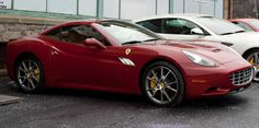 Maranello, May 13th 2008 - The aboriginal official photographs accept been appear of the Ferrari California, the best recent accession to t...