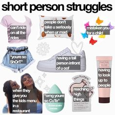 We don't have to tell you this, but the type of handbag you carry says a lot about your sense of sty Short Person, Short People, Teen Life, Girls Life, Travel Bag Essentials, Teen Trends, Aesthetic Memes, Bingo, Teenage Girl Gifts