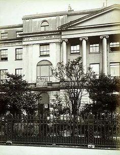 34 York Terrace, Regent's Park  (c) English Heritage.NMR Reference Number: BL10001