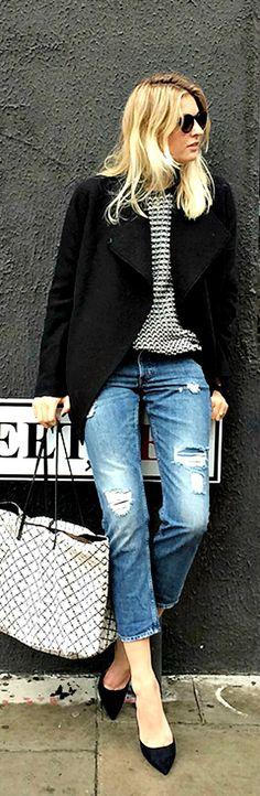 ♔ street style