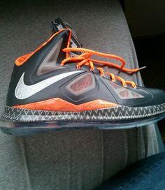 "quality design e8b95 068d0 Nike LeBron X ""BHM"". StreetWear · Sneakers · Men s UA Charge BB Basketball  Shoes ..."