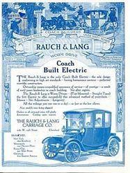 rauch and lang