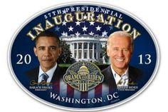 Presidential Inauguration 2013 Obama and Biden