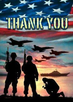 Thank You, Veteran
