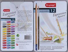 Bruynzeel Expression Aquarel 7735M12
