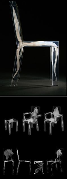 unique chairs 7 - ghost chair