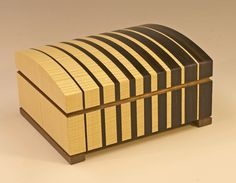 Cufflinks boxes   The Art of Containment [The title suggests this box is…