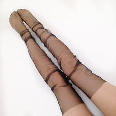 {Select a great New choice of girls joint high boots. Go level for given day, after that vamp this by night time with the heeled styles. Mesh Socks, Sheer Socks, Lace Socks, Thigh High Socks, High Heel Boots, Thigh Highs, Nylons, Custom Socks, No Show Socks