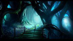 Fonds d'écran Fantasy et Science Fiction > Fonds d'écran Paysages Fantasy Wallpaper N°325349 par bawa - Hebus.com