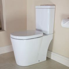£99.00 Ravenna Toilet and Soft Close Seat
