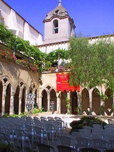 Campania | Sorrento | Sorrento Wedding Hall - The Cloister