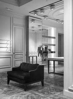 Balmain - Boutiques - Shanghai ifc Online Store More