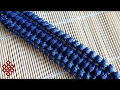 Modified JLC Bar Paracord Bracelet Tutorial - YouTube