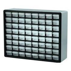 64 drawer storage for perler beads $28