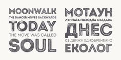 Intro Rust Font Family
