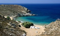 Beautiful Patmos boasts more than beaches, it has its own Biblical connection to the New Testament book of Revelation, recounted by island resident St John. Beautiful Islands, Beautiful Places, Places Around The World, Around The Worlds, Sailing Holidays, Greece Islands, Vacation Places, Vacation Destinations, Greece Travel