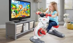 Fisher Price Is Releasing An Exercise Bike For Children And People Aren't Happy   The Huffington Post
