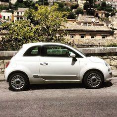 Fiat 500, en Italia