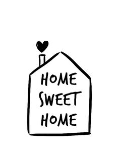 Framed Quotes, Wall Quotes, Sweet Home, Welcome Home Posters, Minimal Quotes, Happy Monday Quotes, Real Estate Quotes, Quotes About Motherhood, Card Sentiments