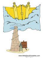 Tower of Babel StoryBoard Set