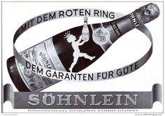 Original-Werbung/ Anzeige 1942 - SÖHNLEIN SEKT - ca. 200 x 140 mm
