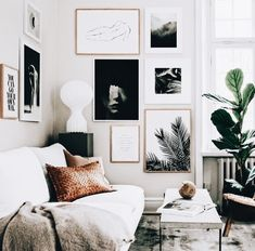 5 Reasons why Black and White abstract art is dreamy for your home (Daily Dream Decor) - Home Decoration Ideas Decoration Design, Decor Interior Design, Room Interior, Interior Decorating, Nordic Interior, Midcentury Modern, Modern Scandinavian Interior, Interior Doors, Contemporary Interior