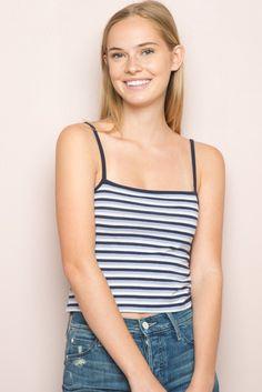 Faye Tank - Tops - Clothing   @giftryapp