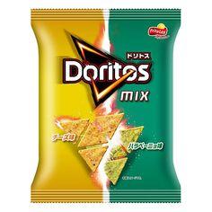 ドリトスMIX <チーズ&ハラペーニョ味> - 食@新製品 - 『新製品』から食の今と明日を見る!
