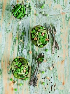 Green avocado pasta Makaron zielono mi - Z pamiętnika piekarnika Artichoke, Succulents, Vegetables, Plants, Food, Artichokes, Vegetable Recipes, Eten, Succulent Plants